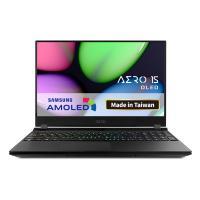 Gigabyte 15.6in UHD OLED i7-9750H GTX1660Ti/6GB 8GB 256GB PCIe M.2 SSD W10 2yrs Gaming Laptop