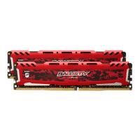 Crucial Ballistix Sport LT 16GB (2x8GB) DDR4 UDIMM 3200MHz Gaming Memory PC Red