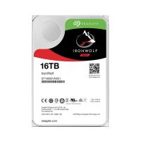 Seagate 16TB Ironwolf 3.5in SATA 7200RPM NAS Hard Drive - ST16000VN001