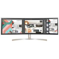 LG 49in Dual QHD IPS Curved HDR10 Ultrawide Monitor (49WL95C-W)