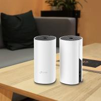 TP-Link Deco M4 AC1200 Whole Home Mesh Wi-Fi System - 1 Pack