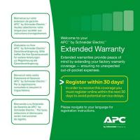 APC 3 Year Concurrent Extended Digital Warranty for APC Smart-UPS 2.1-3kVA