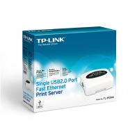 TP-Link Single USB2.0 Fast Ethernet Print Server(TL-PS110U)