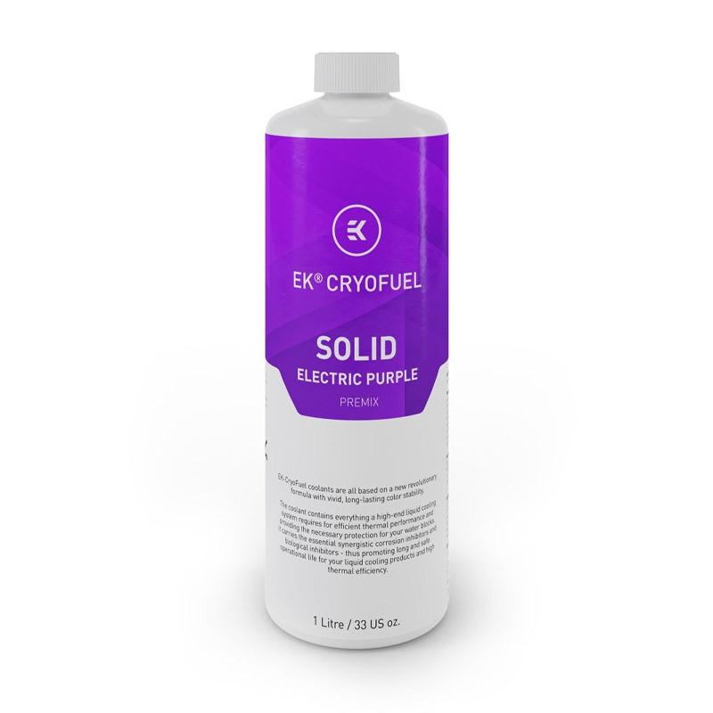 EK CryoFuel Solid Electric Purple Premix 1000mL