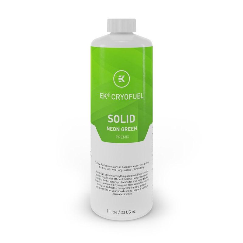 EK CryoFuel Solid Neon Green Premix 1000mL