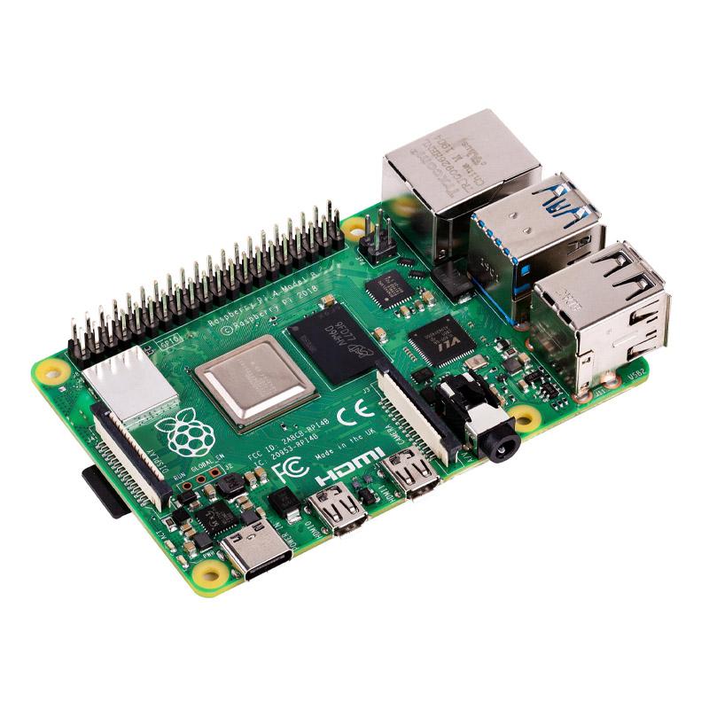 Raspberry Pi 4 Model B 2GB Single Board Computer