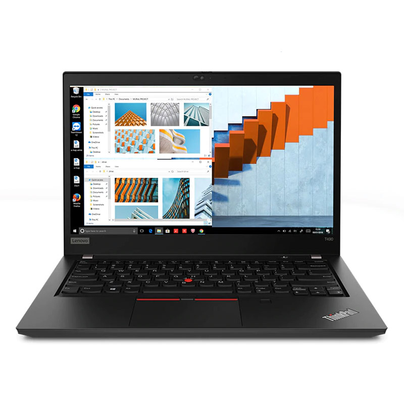Lenovo ThinkPad T490 14inch FHD IPS AG i7-8565U 8GB 256GB SSD UHD 620 FP IR CAM W0P 3YrOnsite