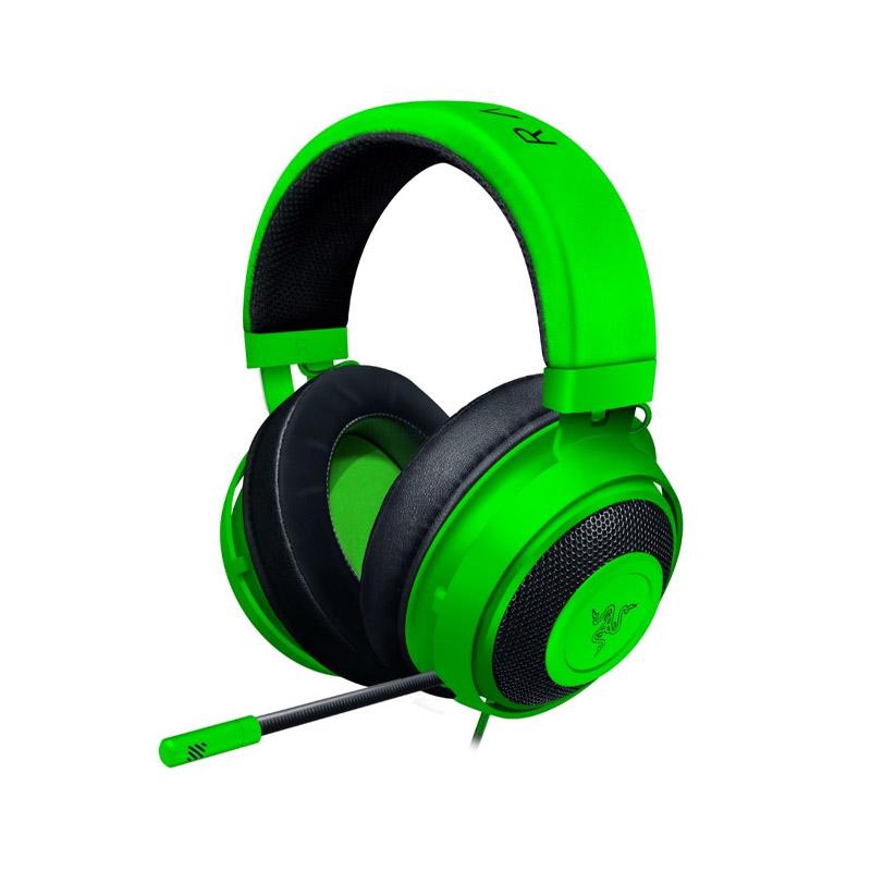 Razer Kraken Multi Platform Wired Gaming Headset Green