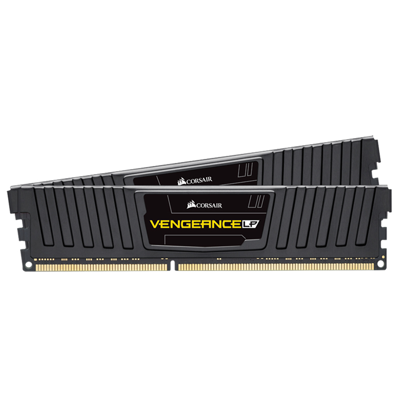 Corsair 16GB (2x8GB) CML16GX3M2A1600C9 Vengeance Low Profile 1600MHz DDR3 RAM