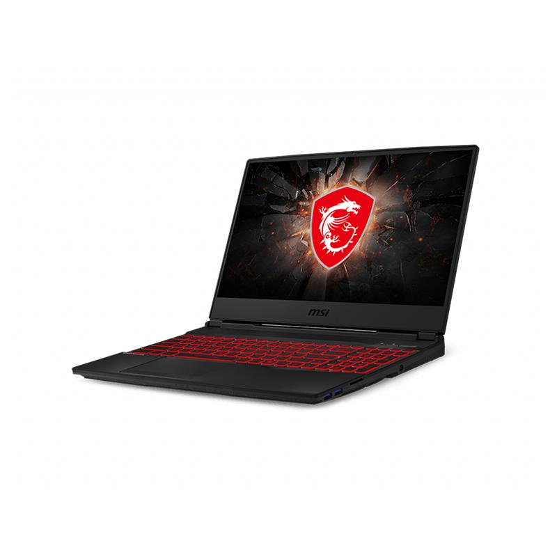 MSI GL65 15.6in FHD 120Hz i5 9300H GTX 1660 Ti 512GB SSD 16GB RAM W10H Gaming Laptop (GL65 9SD-031AU)