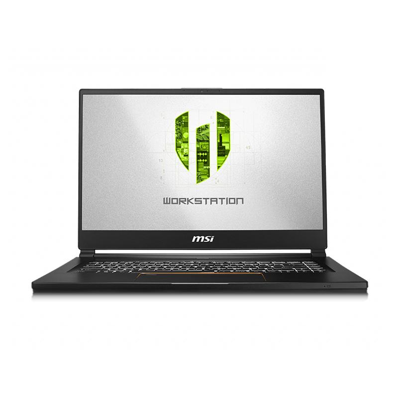 MSI WS65 15.6in UHD i9 9880H Quadro RTX 4000 1TB SSD 32GB RAM W10P Workstation Laptop (WS65 9TL-1010AU)
