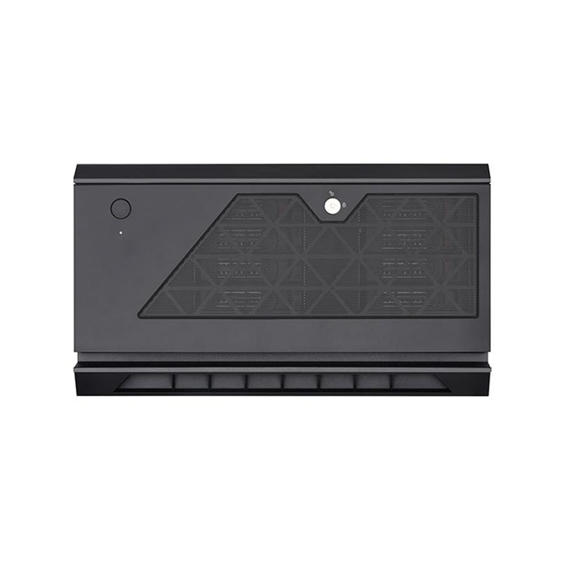 SilverStone CS381 Case Storage Series Black ATX Case No PSU