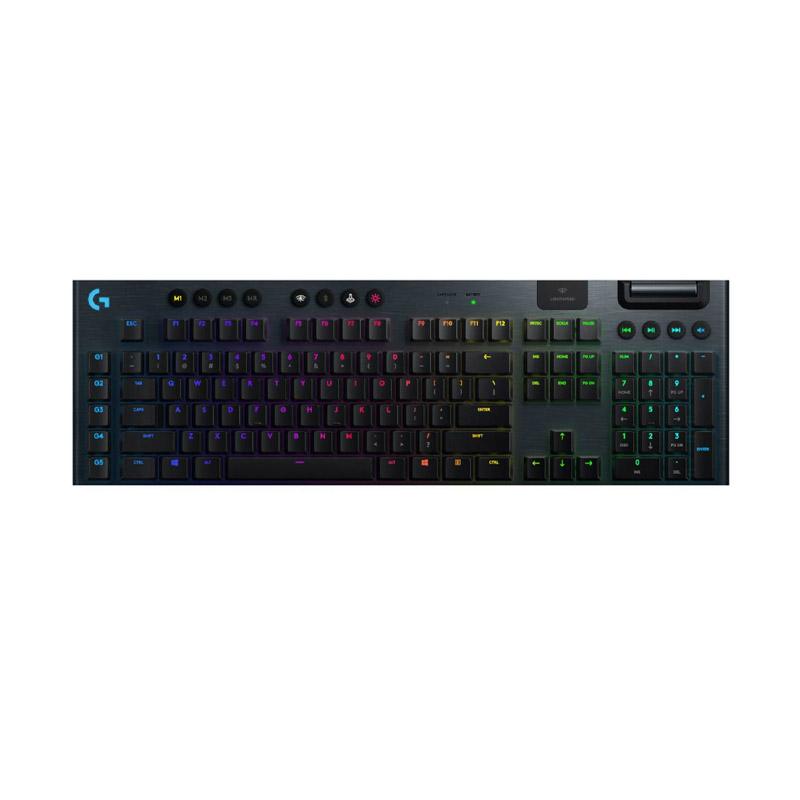 Logitech G915 Lightspeed RGB Mechanical Keyboard - GL Linear
