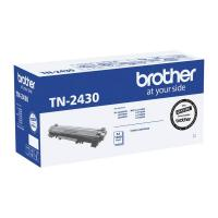 Brother TN-2430 Black Toner Cartridge (1200 Pages)