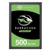 Seagate BarraCuda 500GB 2.5in SATA Non Encrypted SSD
