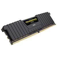 Corsair 64GB (4x16GB) CMK64GX4M4A2400C14 Vengeance LPX 2400MHz DDR4 RAM - Black