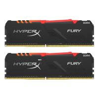 Kingston HyperX 32GB (2x16GB) HX432C16FB3AK2/32 Fury RGB 3200MHz DDR4 RAM