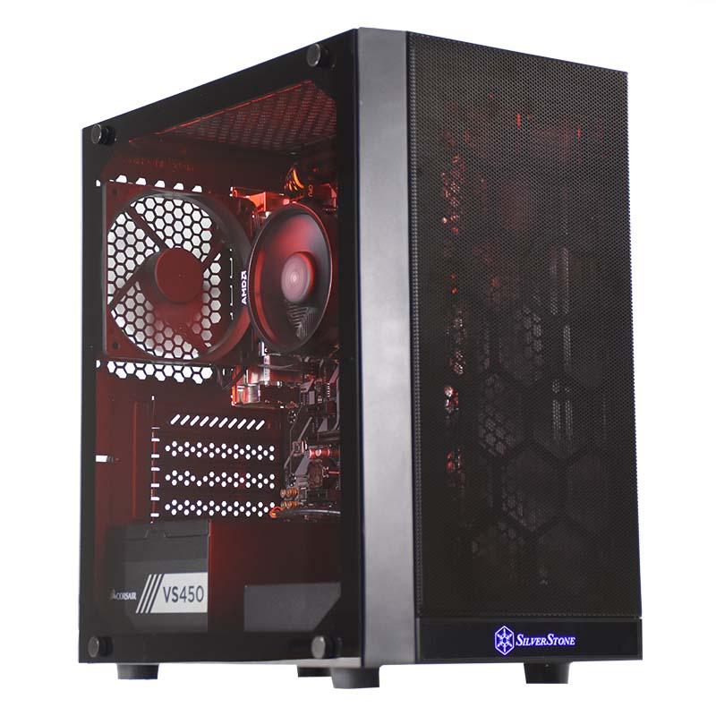 Umart Umbriel AMD Ryzen 5 3400G eSports Gaming PC