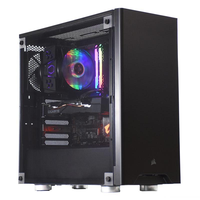 Umart Larissa Intel i5 9400F GTX 1660 Ti Gaming PC