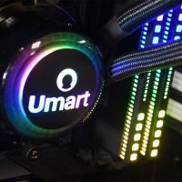 Umart Elara AMD Ryzen 9 3900X RTX 2080 Ti Gaming PC