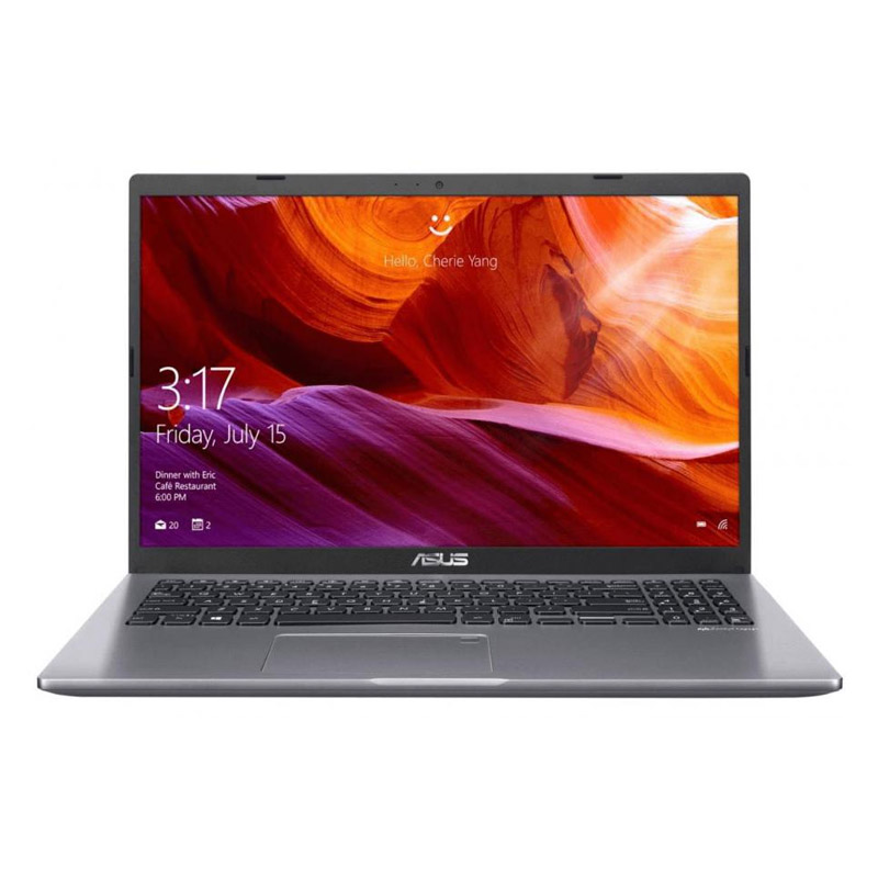 Asus 15.6in HD i5 8265U 256GB SSD 8GB RAM W10H Laptop - Slate Gray (X509FA-BR200T)
