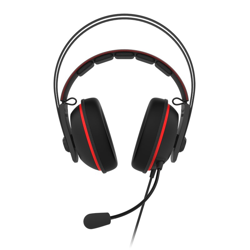 Asus TUF Gaming H7 Gaming Headset - Red