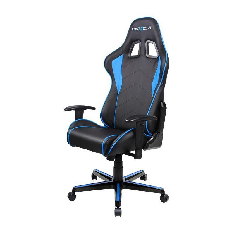 DXRacer Formula FL08 Gaming Chair Black - Blue