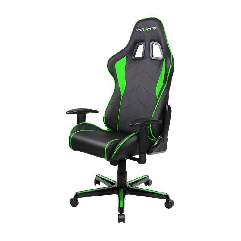 DXRacer Formula FL08 Gaming Chair Black - Green