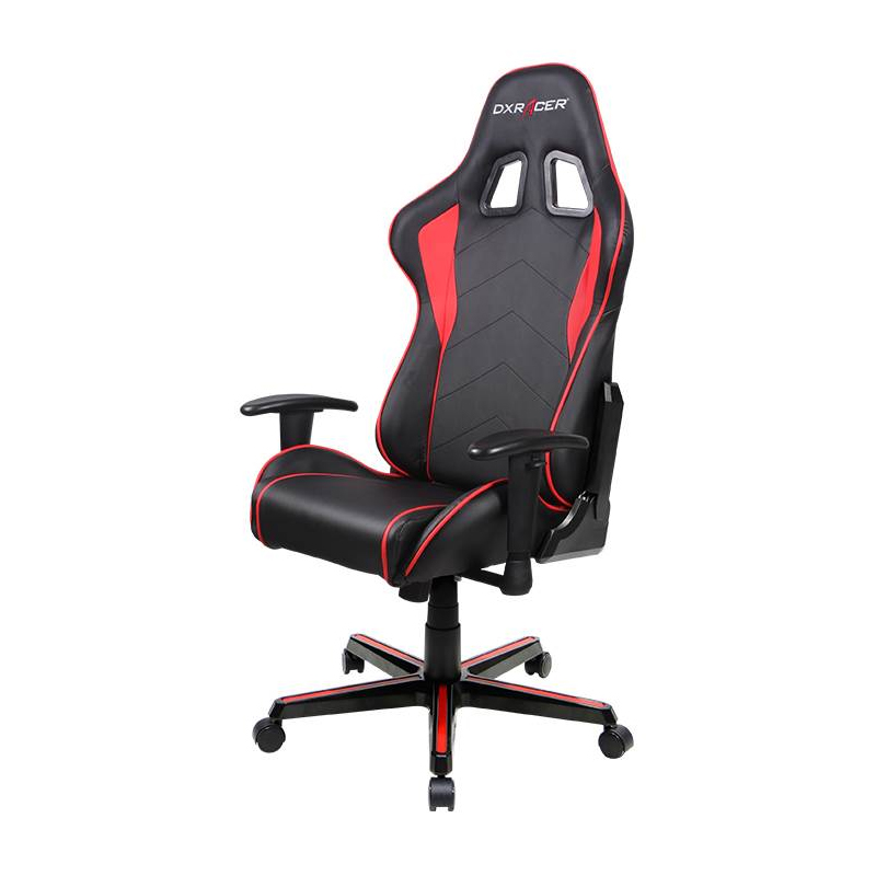DXRacer Formula FL08 Gaming Chair Black - Red
