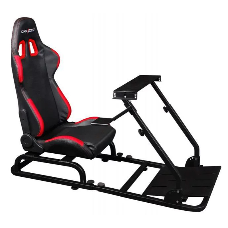 DXRacer Racing Simulator with Seat Combo (3 Parts)