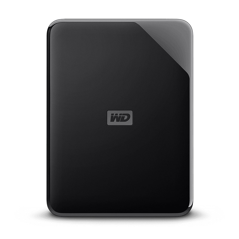 Western Digital 4TB WD Elements SE USB 3.0 Portable Storage