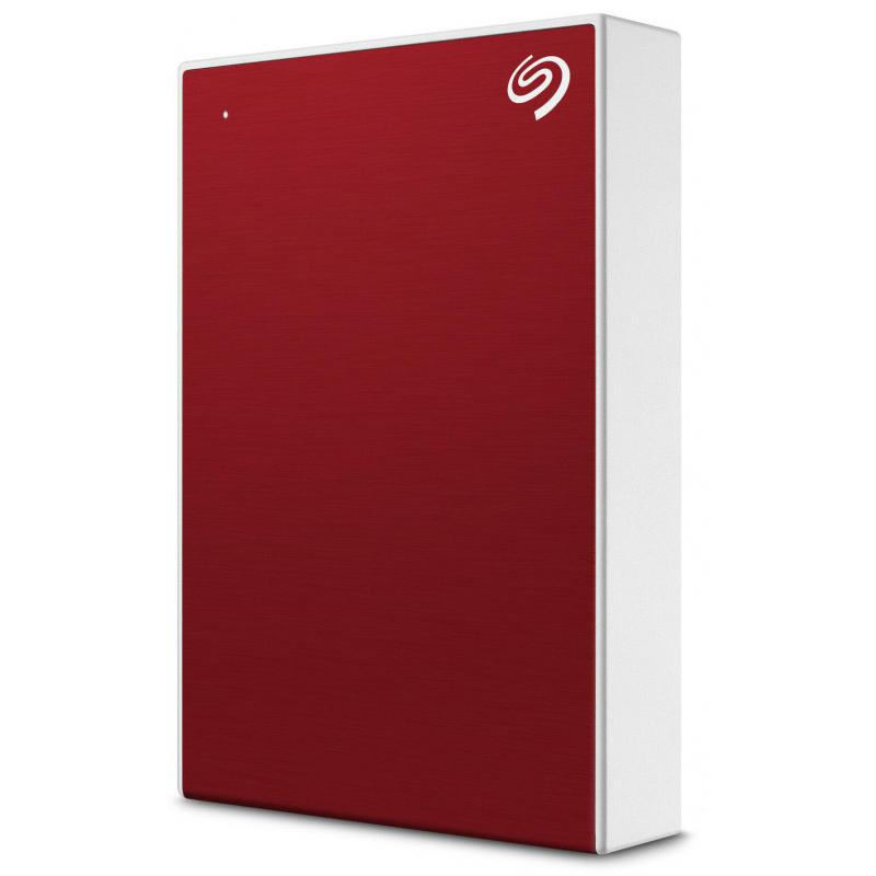 Seagate STHP5000403 5TB Backup Plus Portable HDD Red