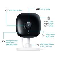 TP-Link Kasa Spot FHD Smart Indoor Security Camera (KC100)