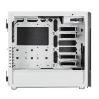 Corsair Carbide 678C Tempered Glass Mid Tower EATX Case - White