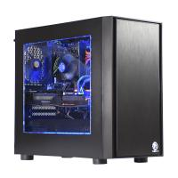 Umart Ophelia Mk 2 Intel i3 9100F RX 580 Gaming PC