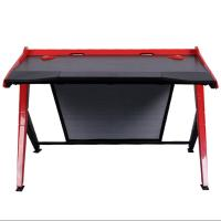 DXRacer 1000 Series Gaming Desk Black - Red
