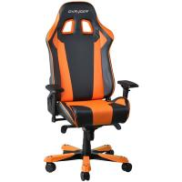DXRacer King KS06 Gaming Chair Black - Orange