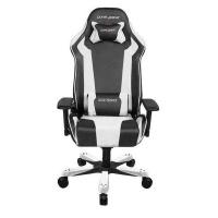 DXRacer King KS06 Gaming Chair Black - White