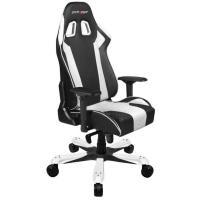 DXRacer King KS06 Gaming Chair Black - White