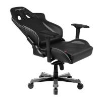 DXRacer King KS57 Gaming Chair Black - Carbon Grey