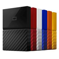 Western Digital 4TB My Passport USB3.0 External Hard Drive Black