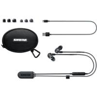 Shure SE215 Wireless Earphones - Black (BT2 Cable)
