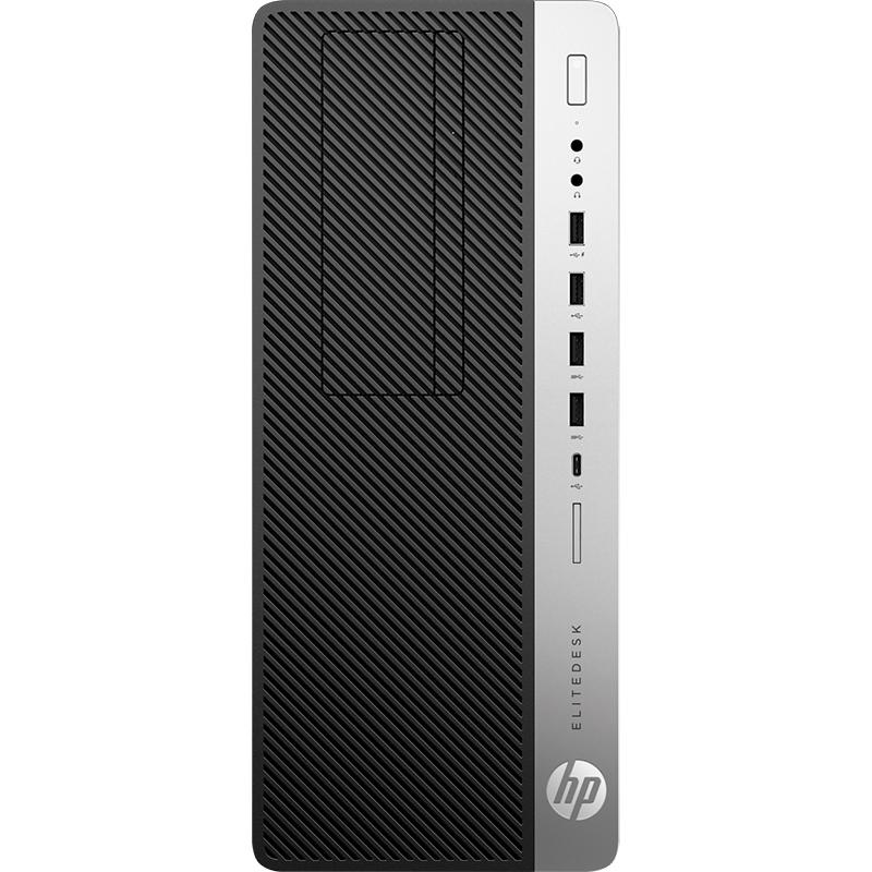 HP EliteDesk 800 G4 i7 8700 GTX 1060-3G 16GB 256GB SSD + 2TB HDD W10Pro Desktop