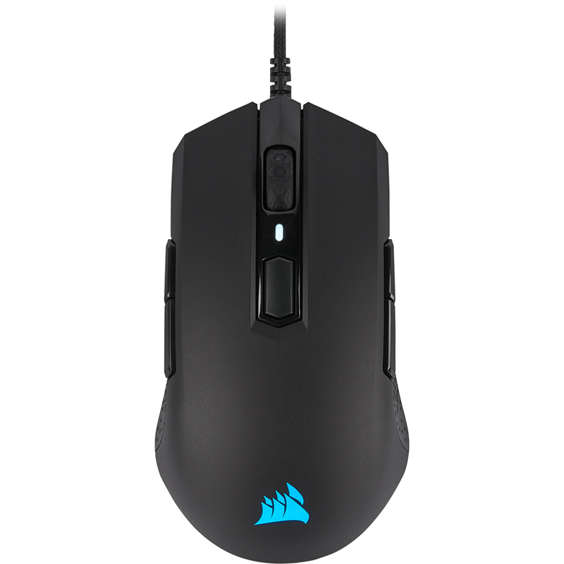 Corsair M55 RGB PRO White Ambidextrous Multi-Grip Gaming Mouse
