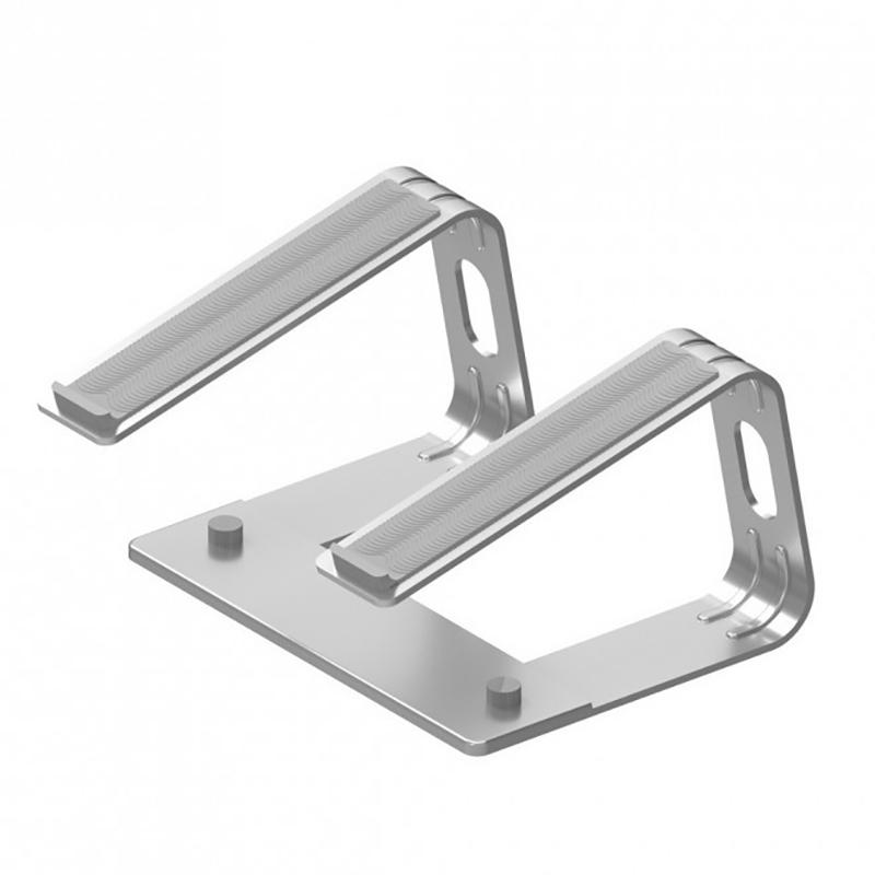 Simplecom CL510 Ergonomic Aluminium Cooling Stand Elevator for Laptop MacBook
