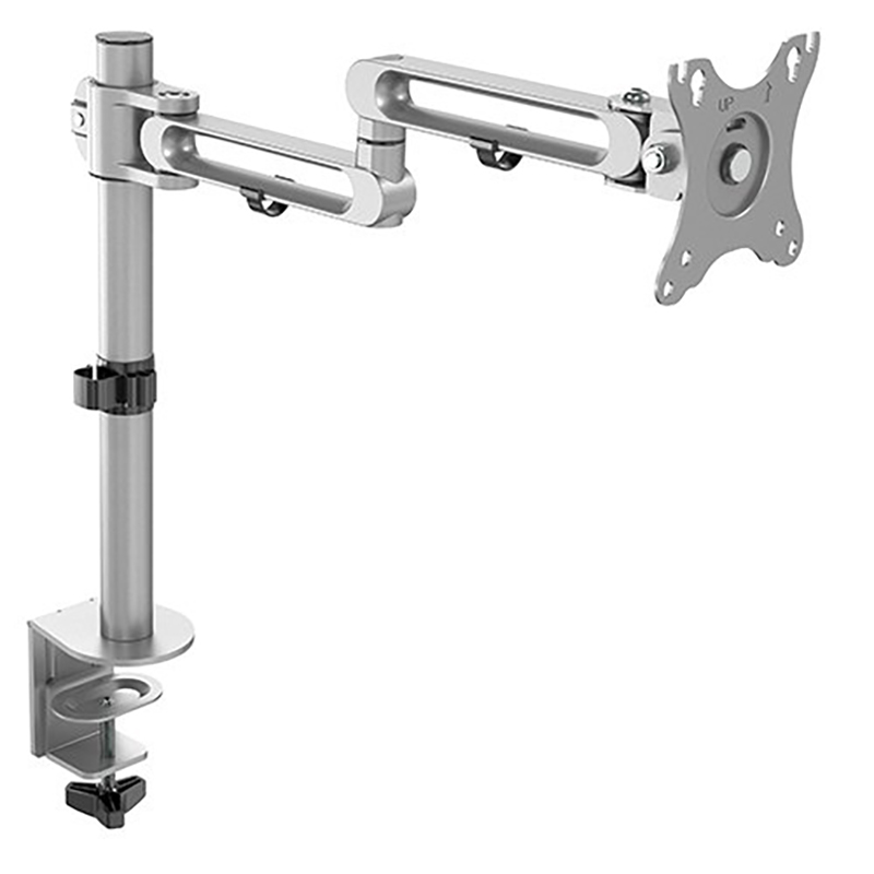 "Brateck LDT30-C012 Articulating Aluminum Single Monitor Arm 17""-32"" Support up to 8kg"