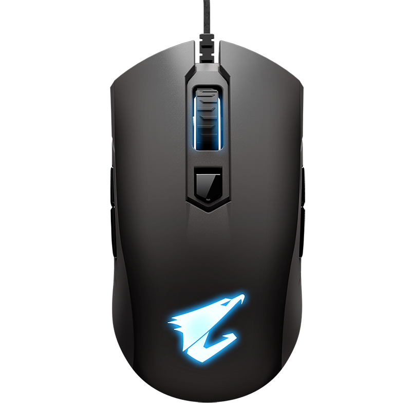 Gigabyte Aorus M4 Optical RGB Gaming Mouse