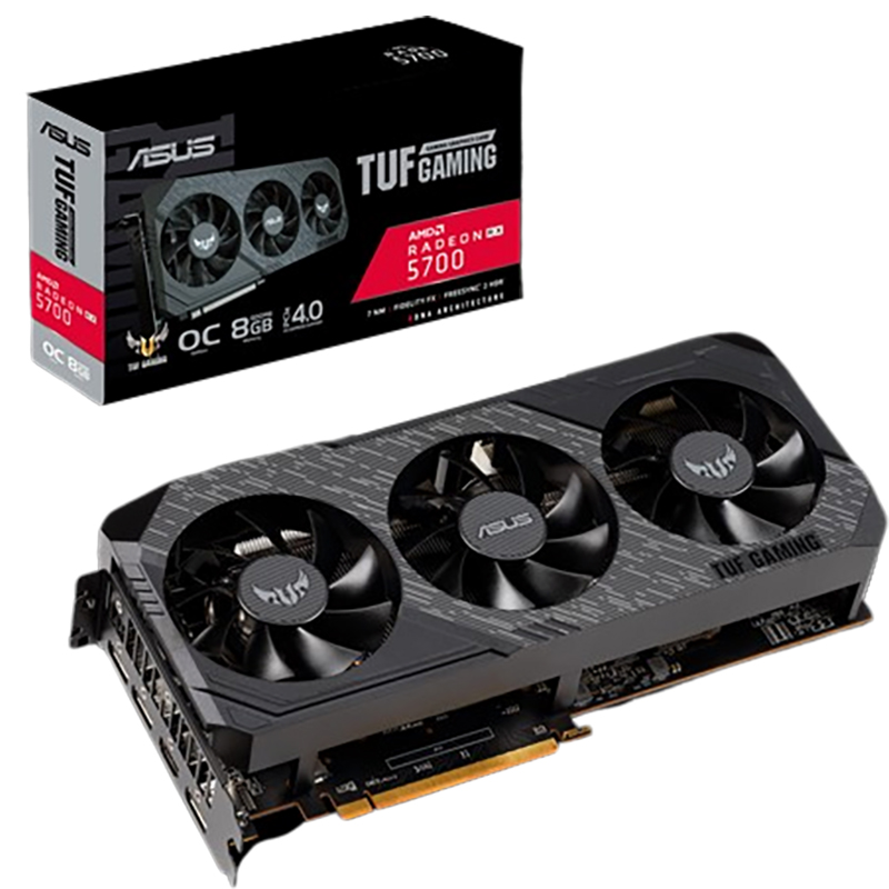 Asus Radeon TUF 3 RX 5700 8G Gaming OC Graphics Card