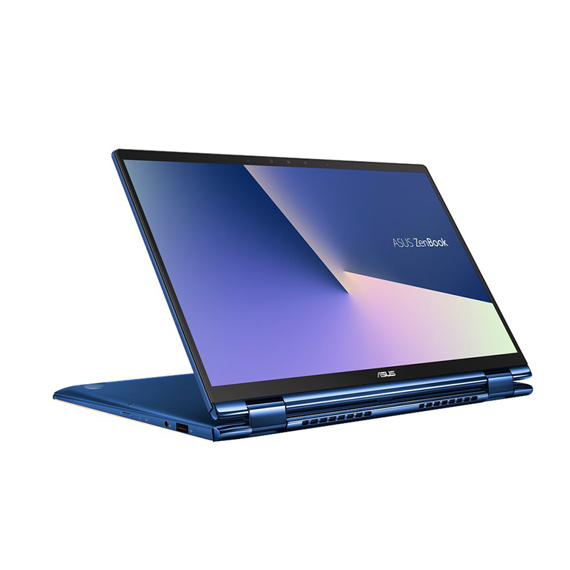 Asus Zenbook 13.3in FHD Touch i5 8265 8G 512G SSD 8GB RAM W10H Laptop Royal Blue (UX362FA-EL205T)