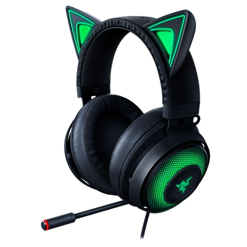 Razer Kraken Kitty Chroma USB Headset - Black